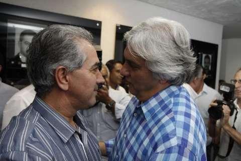 """Sobre reatamento com Bernal, Reinaldo diz que """"em política tudo é possível"""""""