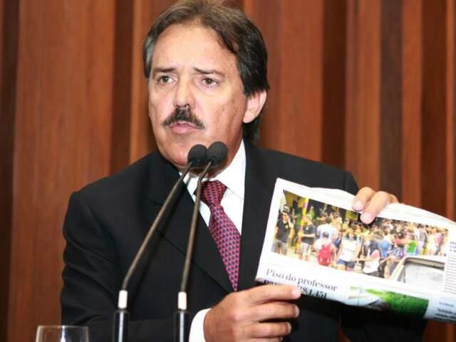 Deputado disse que vai enviar requerimento à Sejusp para saber como está a fiscalização dos trotes(Foto: Divulgação/ Giuliano Lopes)