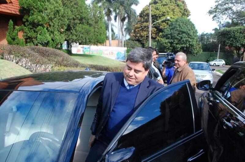 Advogado de João Amorim, Renato Chagas, afirmou que se trata de uma operação simples da PF (Foto: Fernando Antunes)