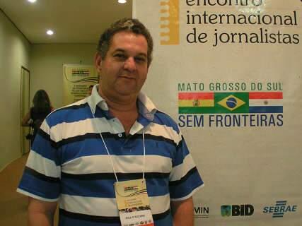 Jornalista é morto com cinco tiros em Ponta Porã