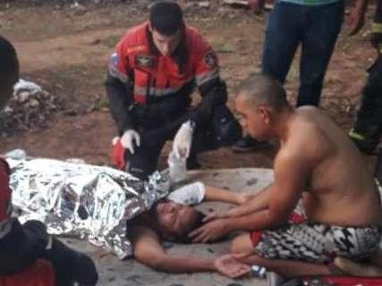 Mulher que teve corpo queimado pelo marido está grávida de 3 meses