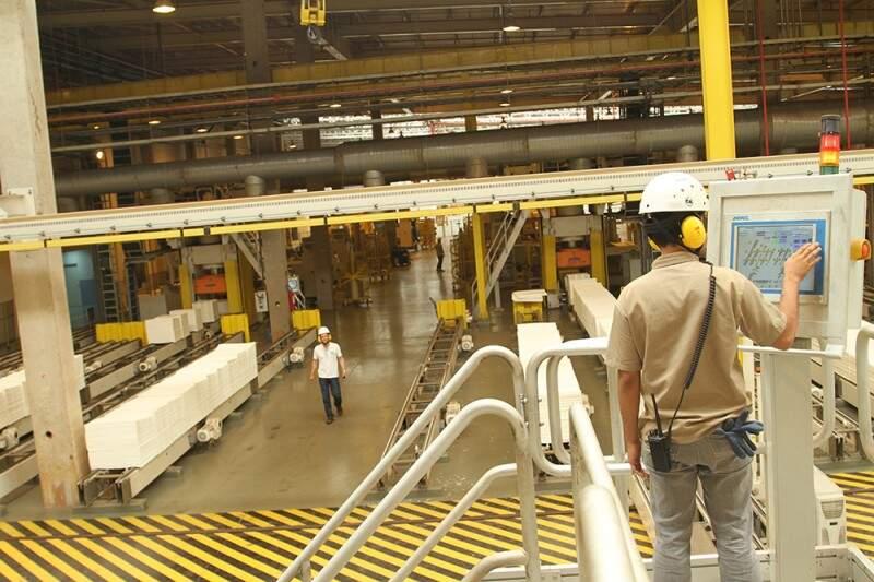 Com expansão da Fibria, capacidade de produção da fábrica deve atingir 3.25 milhões de toneladas por ano. (Foto: Fibria/ Divulgação)