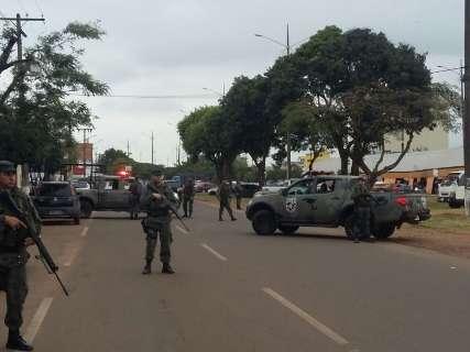 Após execuções no Paraguai, PM manda tropa de elite para a fronteira