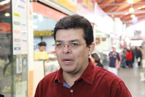 """Olarte diz que greves são armações políticas e """"não irá se dobrar"""""""