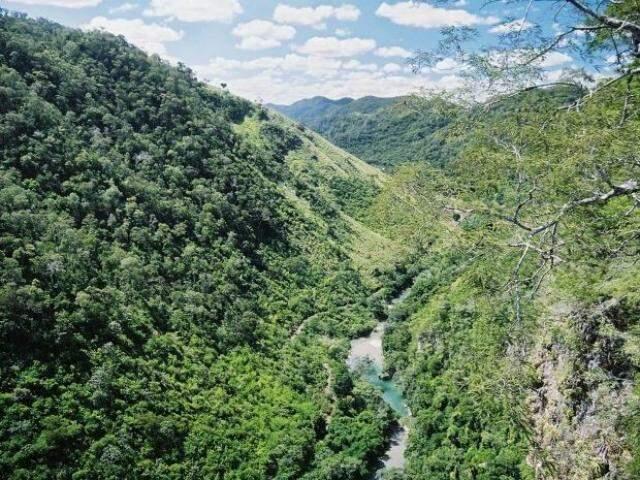 Relatório revelou que desmatamento das áreas de Mata Atlântica no Estado, como na Serra da Bodoquena, cresceu 21%. (Foto: Divulgação/Prefeitura de Bonito)