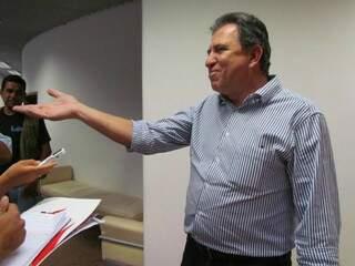 Giroto não falou como escolhido e disse que aguarda o anúncio na segunda-feira(Foto: Divulgação/Katiuscia Fernandes)