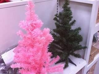 Verde ou cor de rosa, no Walmart, por R$ 9,90.