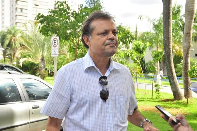 Francisco Maia disse que irá falar sobre o assunto em entrevista coletiva na segunda-feira. (Foto: João Garrigó)