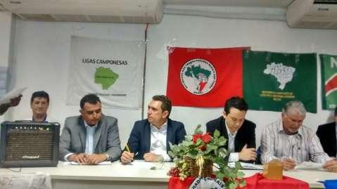 Presidente do Incra não convence e sem-terra prometem mais protestos