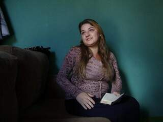 A curiosidade a levou para os estudos e a conversão ao Islamismo. (Fotos: Cleber Gellio)