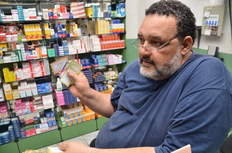 """Júnior Bom Pai diz que a parceria com Urandir rende um """"caixa mais gordo""""."""