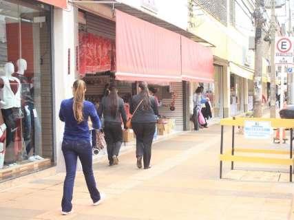 Inadimplência do consumidor acumula queda de 4,8% em Campo Grande