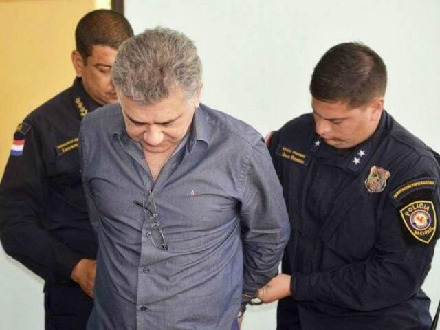 Jarvis Pavão deve ser extraditado em menos de dois meses para o Brasil (Foto: ABC Color)