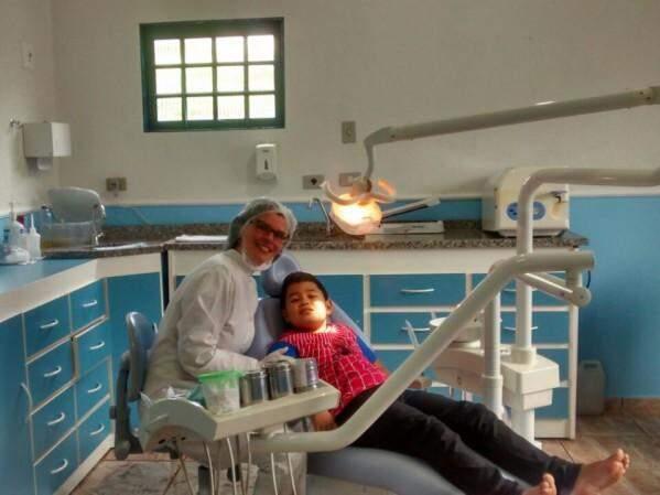 Por 8 anos, Luci levou um sorriso novo a periferia de Campo Grande. (Foto: Arquivo Pessoal)