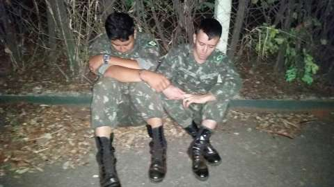 Militares de MS são presos com 3 t de maconha em caminhão do Exército