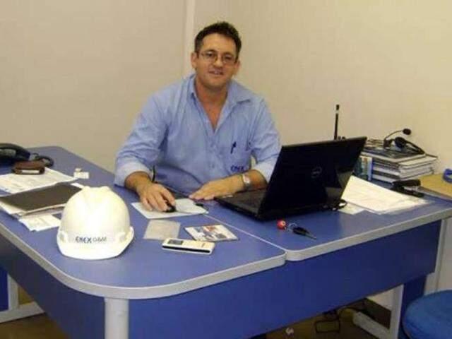 Paulo César de Oliveira trabalhava como engenheiro e assumiria vaga na Capital (Foto: Reprodução/Facebook)