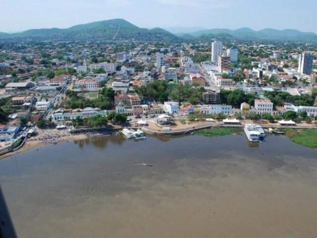 Em Corumbá, gestão termina com salários e fornecedores pagos. (Foto: Prefeitura de Corumbá)