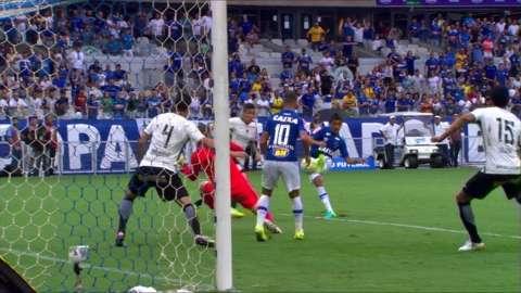 Corinthians perde, Botafogo e Atlético-PR ficam com vagas da Libertadores