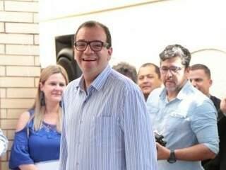 Alex Oliveira será chefe de gabinete de Marquinhos Trad. (Foto: Fernando Antunes)
