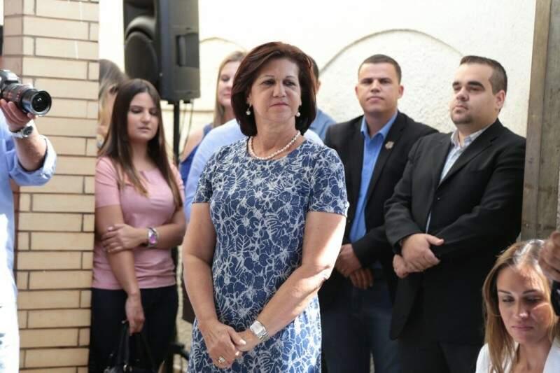 A secretária municipal de Educação, Ilza Mateus de Souza admite que houve falha na comunicação aos pais (Foto: Alcides Neto)