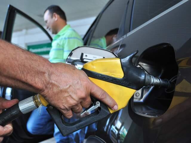 Em 2010, foram vendidos 1.896.036 de m³ de combustível (Foto: João Garrigó/Arquivo)