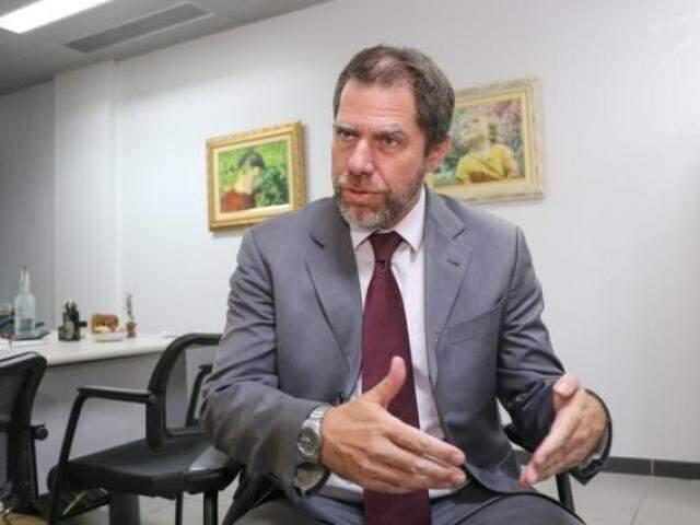 Juiz David Gomes Filho vai retomar processos da Coffee Break com audiências em março. (Foto: Paulo Francis)