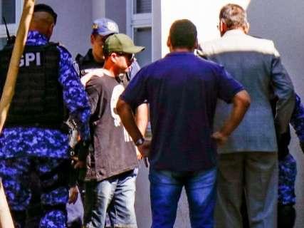 Foragido há 6 dias, guarda municipal que matou 2 em churrasco é preso