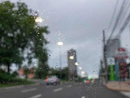 Em Campo Grande, chuva superou em 12% o esperado para o mês