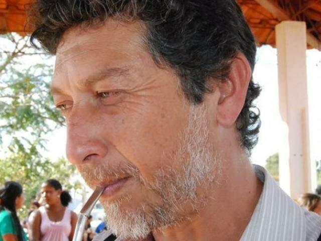 Lourenço Veras, o Leo, foi morto por pistoleiros ontem à noite em Pedro Juan Caballero (Foto: Reprodução)