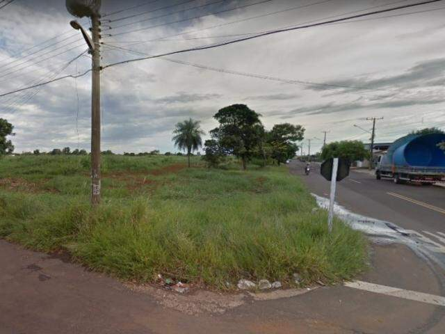 Lotes estão distribuídos pelas ruas Brasília e Florianópolis, no Jardim Imá (Foto: Reprodução/Google)