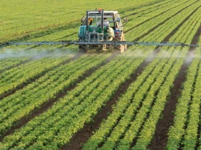 Censo agropecuário 2017 indicou que 15,6 mil estabelecimentos rurais do Estado usavam agrotóxicos (Foto: Divulgação)