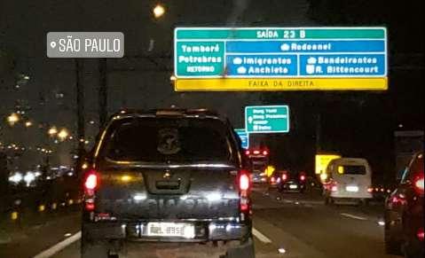 Garras identifica 20 membros de bando que cavou túnel e prende líder em SP