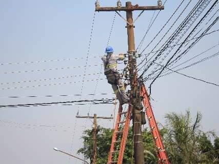 Após sugestão para evitar corte de luz, Energisa espera decisão nacional