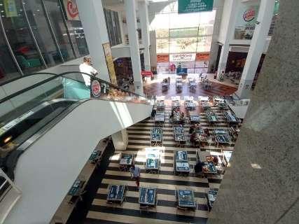 Após recomendação do MP, shopping de Dourados suspende atividades