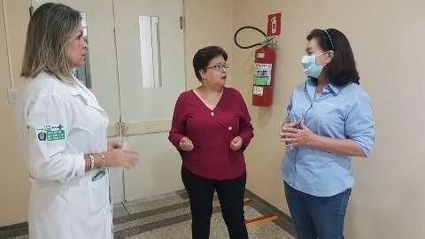 Prefeita manda barrar pacientes de outras cidades sem consultas marcadas