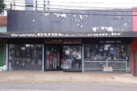Há 40 anos de portas aberta, lojista tentou mas teve de fechar na Rui Barbosa