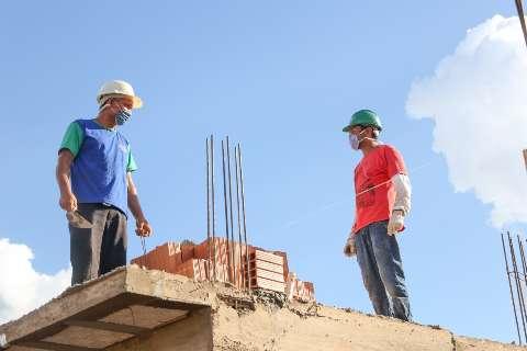 Empresários da construção comemoram fôlego com novo financiamento imobiliário