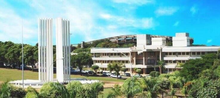 Paliteiro, símbolo da UFMS (Universidade Federal de Mato Grosso do Sul) (Foto: Divulgação)