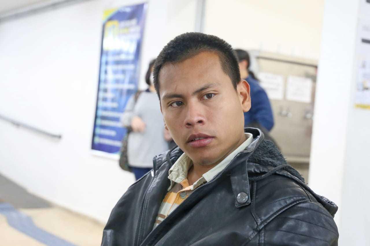 Flimoste aceita qualquer emprego que o ajude nesse momento (Foto: Paulo Francis)
