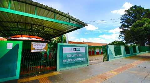 Escolas estaduais vão continuar a distribuir kit merenda para famílias