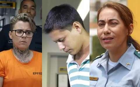 Acusados de matar ex-superintendente, marido e filho vão a júri no próximo mês
