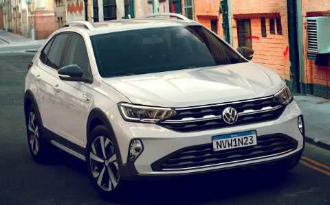Volkswagen Nivus é lançado com preços entre R$ 85.890 e R$ 98.290