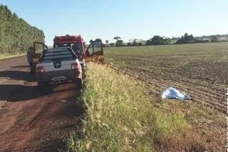 Corpo de idosa foi encontrado em fevereiro de 2017, mas acusadas só foram presas em junho do ano passado. (Foto: Região News)