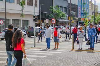 Índice de isolamento social do Estado é um dos mais baixos do País (Foto: Silas Lima/Arquivo)