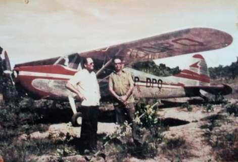 Morre aos 91 gaúcho que voou sozinho a MS para fundar Chapadão do Sul