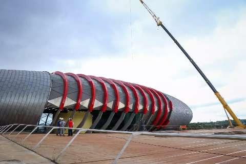Empresa terá 9 meses para concluir obras de R$ 4,6 milhões no Aquário