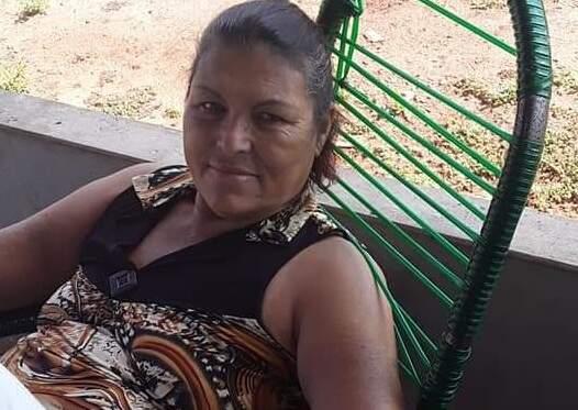 Francisca, aos 55 anos, deixou sete filhos e nove netos. (Foto: Arquivo Pessoal)