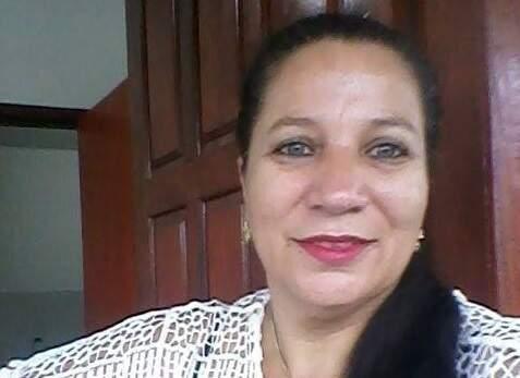 Luzia tinha 51 anos e faleceu ontem, segunda-feira. (Foto: Arquivo Pessoal)