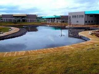 Campus da Uems em Campo Grande.(Foto: Divulgação)