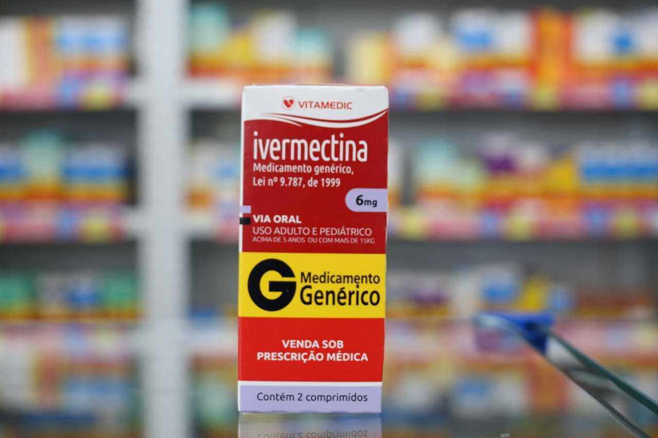Vermífugo usado também contra sarnas e piolhos está no kit covid proposto em Campo Grande (Foto/Paulo Francis)